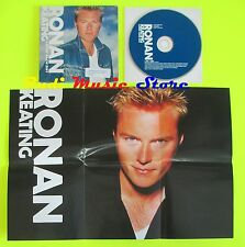 CD Singolo RONAN KEATING Lovin' each day Eu Polydor  2001 mc dvd (S11*)