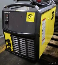 ESAB ARISTOMIG 500 MIG WELDER AND POWER CABLE