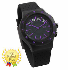 Cogito Pop (Purple/Black): Waterproof SmartWatch for Samsung Android +iOS iPhone