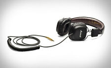 Black Marshall Major Headphones w/ Mic and Remote - 100% Original US SELLER