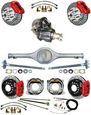 NEW SUSPENSION & WILWOOD BRAKE SET,CURRIE REAR END,POSI-TRAC GEAR,BOOSTER,646614