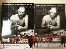 Kevin Bacon DEATH SENTENCE ~ 2007 Vigilante Thriller DTS R3 DVD w/ Copertina