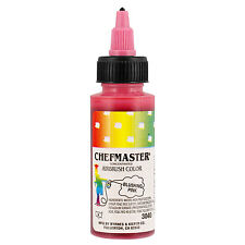 Chefmaster 2-Ounce Blushing Pink Airbrush Cake Decorating Food Color