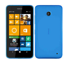 NEW T-Mobile Nokia Lumia 635 Blue Windows 8.1 Quad-Core 4G LTE Smartphone