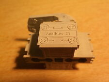NEW Auxibloo Z1 500V 10A-38V 209S9 Connector Base *FREE SHIPPING*