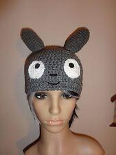 Crochet TOTORO neighbor spirited HAT handmade knit