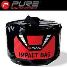 """NEW 2017"" PURE 2 IMPROVE GOLF PRACTICE IMPACT BAG / GOLF STRENGTH TRAINING AID"