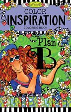 Coloring Book For Adults Color Inspiration Relax Art Anti Stress Figures Design
