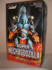 BANDAI SUPER MECHAGODZILLA & GARUDA PLASTIC MODEL FACTORY SEALED PARTS RARE