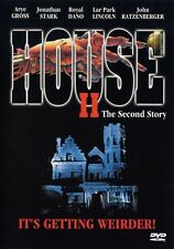 House 2 The Second Story (DVD, 2002) LN Rare OOP Out of Print & Hard to Find HTF