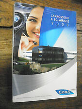 catalogue Cora automobile - carrosserie et éclairage 2008