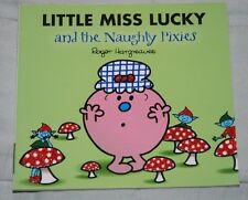 Little Miss Lucky & The Naughty Pixies (Sparkle cover) Adam Hargreaves 2007 p/b