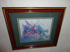 Home Interiors '' Thru God's Grace '' Picture By Bettie Hebert   Gorgeous  SALE