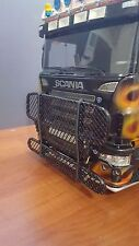 New T-Cab Scania Metal Bullbar 1/14 Tamiya