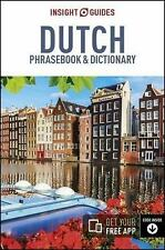Insight Guides Phrasebooks: Insight Guides Phrasebook - Dutch by APA...