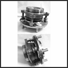 2 FRONT WHEEL HUB BEARING ASSEMBLY FOR TOYOTA TACOMA 4WD (05-14) NEW QUICK SHIP