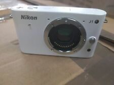 Nikon 1 J1 10.1 MP Digital Camera - White - Body only