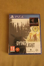 DYING LIGHT SONY PS4 NEW PAL UK ENGLISH, POLISH