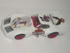 Hot Wheels HARLEY DAVIDSON Motorcycles 1976 Chevy Greenwood CORVETTE custom car