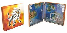 Pokemon Sun Steelbook Fan Edition (3DS) Brand New & Sealed Quick Dispatch