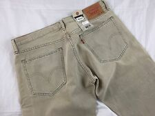 LEVI'S  STRAUSS & CO  LEVI'S ™ MATCHSTICK SLIM FIT JEANS ( w 36 L 34) $ 145
