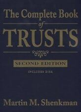 The Complete Book of Trusts, 2nd Edition by Shenkman, Martin M.