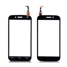 replace touch screen digitizer Glass  for micromax canvas 4 A210 black