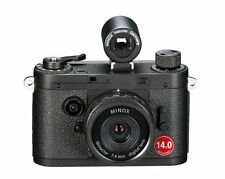 Minox DCC 14.0 MP Digital Camera with 2-Inch TFT LCD (Black)