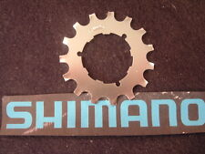 Shimano Dura Ace / 600 16T Cog UniGlide Cassette Chrome NEW / NOS- Fits All UG