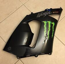 Kawasaki Ninja ZX6R 636 Right Mid Fairing 2005 2006 ZX-6R 05 06 OEM