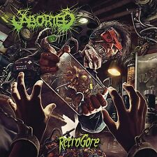 ABORTED - RETROGORE   CD NEU