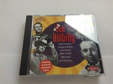 Sun Hillbilly CD CHARLY 2001 by Various Artists NEW 5031731018823