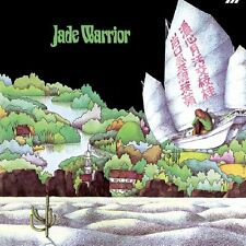 JADE WARRIOR: Jade Warrior (1971); REPUK 1019; comes in gatefold cardboard Neu