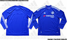 Chelsea FC 15/16 Home Model adidas Men's Long Keeper Jersey(XL)C Blue Fàbregas