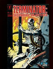 THE TERMINATOR SECONDARY OBJECTIVE 4(6.0)(FN)DARK HORSE(b050)