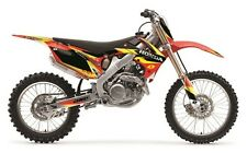 HONDA CRF 250 CRF 450 ONE INDUSTRIES GRAPHICS KIT CRF250 CRF450 13 14 15 16