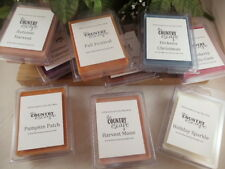 SPECIAL OFFER - 24 pks Soy Wax Clamshell Melt Tarts- 2wks of Fragrance/Clamshell