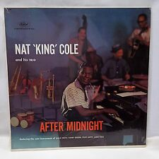 Nat King Cole After Midnight Vinyl LP Record SM-1-11796-H1