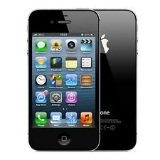 APPLE iPhone 4S NERO 16 GB ORIGINALE GRADO AAA++ NO GRAFFI NO USURA COME NUOVO