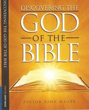 Discovering the God of the Bible - 4 Dvd Teaching by John Hagee