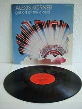 Alexis Korner | Get Off Of My Cloud | Polydor 1975 | Near Mint/Very Good | Vinyl