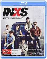 INXS : NEVER TEAR US APART -  Blu Ray - Sealed Region B for UK
