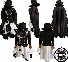 Black Butler Ciel Phantomhive Cosplay Costume New