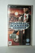 FOOTBALL MANAGER 2008 GIOCO USATO OTTIMO SONY PSP EDIZIONE ITALIANA GD1 42655