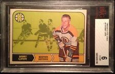 1968-69 O Pee Chee #2, Bobby Orr, BVG 6, EX-MT, 2 years past rookie