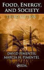 Food, Energy, and Society, Third Edition, , Good Book