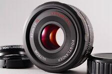 TOP MINT Voigtlander ULTRON 40mm F/2 SL II Ai-s for Nikon from Japan #1445