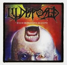 ILLDISPOSED - Four Depressive Seasons  [Printed Patch]