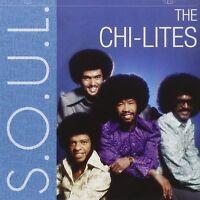 THE CHI-LITES : S.O.U.L. (CD) sealed