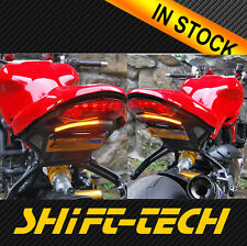 ST1450 DUCATI MONSTER 1200R TAIL TIDY FENDER ELIMINATOR LED TURN SIGNALS